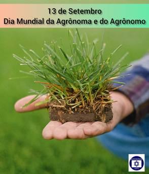 Dia Mundial da Agrônoma e do Agrônomo