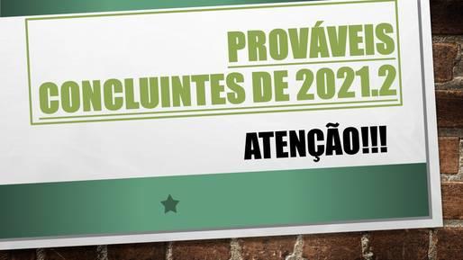 Concluintes 2021.2